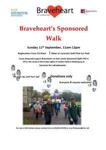 Braveheart's Sponsored Walk 2016 jpg