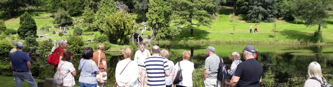 Volunteer Day Out to Japanese Gardens